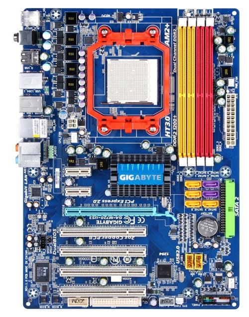 Gigabyte m720 us3 драйвер windows 7 скачать