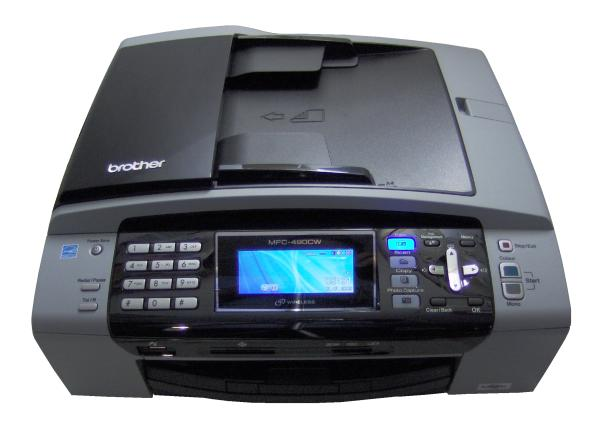 BROTHER PRINTER MFC-490CW DRIVER WINDOWS