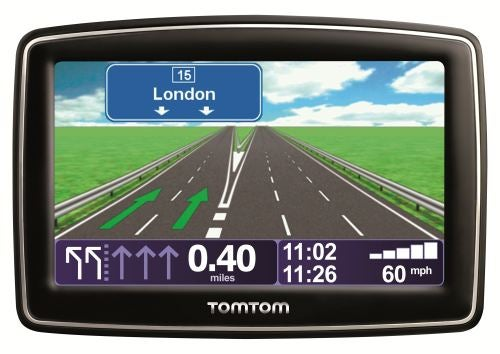 tomtom xl iq routes edition europe 42 review trusted reviews. Black Bedroom Furniture Sets. Home Design Ideas