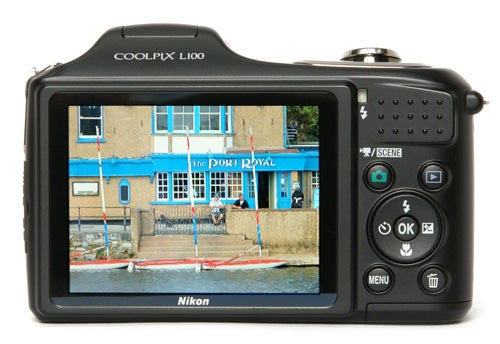 Nikon Coolpix L100 Review Trusted Reviews