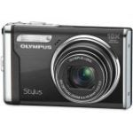 "Stylus 9000 12 Megapixel Compact Camera - 5 mm-50 mm - Black (2.7"" LCD - 10x Optical Zoom - 3968 x 2976 Image - 640 x 480 Video - PictBridge)"