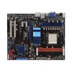 M4A78T-E Desktop Motherboard - AMD Chipset (ATX - Socket AM3 PGA-941 - 2600 MHz HT - 16 GB DDR3 SDRAM - Ultra ATA/133 ATA-7 - Serial ATA/300 - 7.1 Channel Audio)