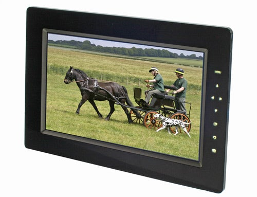 Samsung Spf 105p Digital Photo Frame Review Trusted Reviews