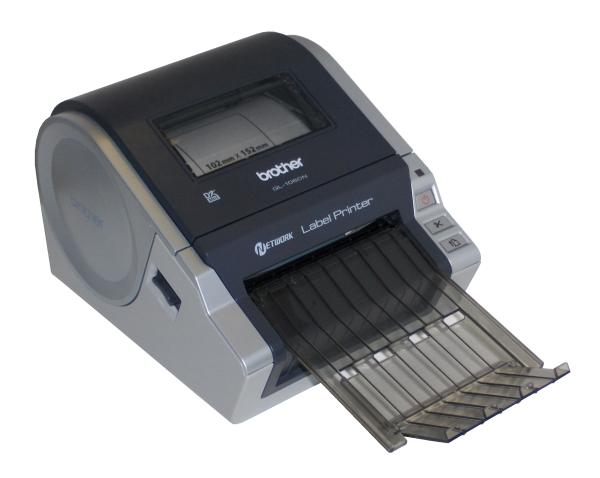 Brother Ql 1060n Label Printer Review Trusted Reviews