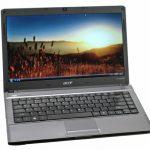 Acer Aspire Timeline 4810T font angle