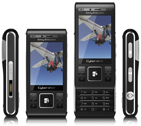 sony ericsson c905 software