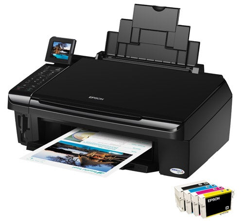 epson stylus sx515w wireless all in one printer review trusted rh trustedreviews com Epson Et4550 Printer's Manual Epson LCD Projector Manual