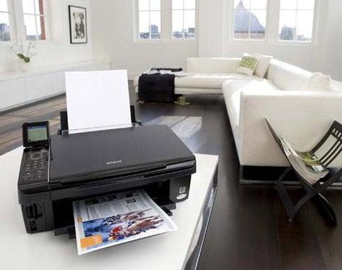 Epson Stylus SX515W promo