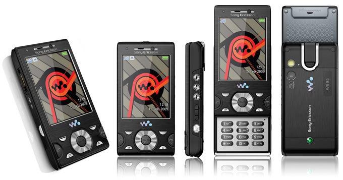 Sony Ericsson W995 Review