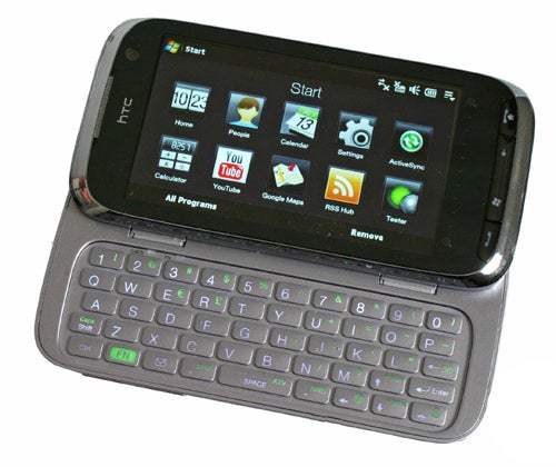 htc touch pro2 review trusted reviews rh trustedreviews com HTC Touch Pro Applications HTC Touch Pro Applications