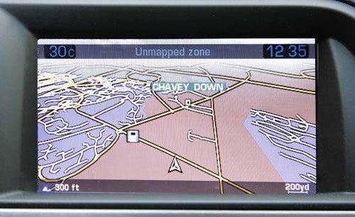 Citroen C5 2 7 TDi Tourer Exclusive – Navigation Review   Trusted