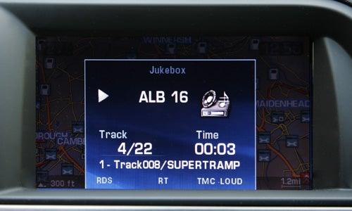 Citroen C5 2 7 TDi Tourer Exclusive – Enertainment Review