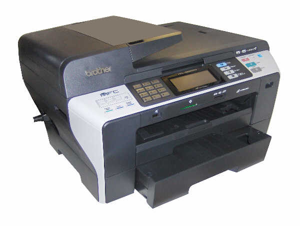 Brother MFC-6890CDW - A3 Inkjet All-in-One Review | Trusted