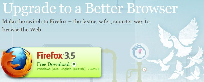 download firefox 3.5 for windows 7