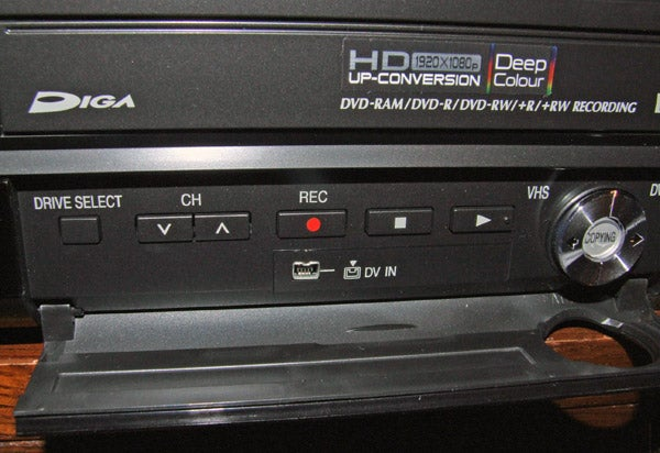 Panasonic Dmr Ez48v Dvd Vhs Recorder Review Trusted