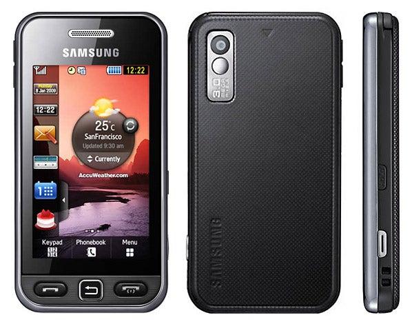 jeux telephone samsung gt-s5230