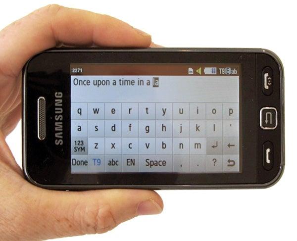 applicazioni samsung 5230