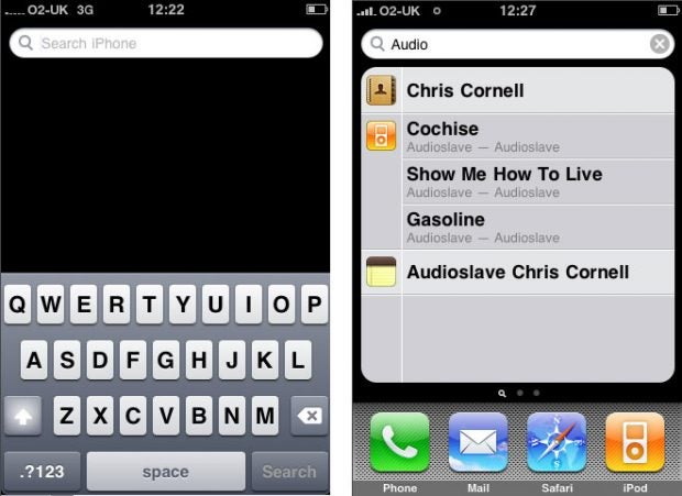 how to record voice on iphone 3gs