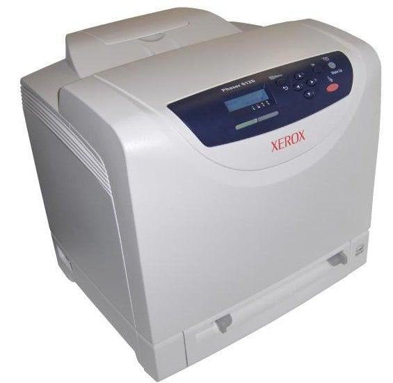 Xerox phaser 6125 youtube.