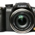 Panasonic Lumix DMC-FZ38 front