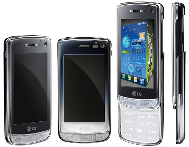 lg gd900 crystal games