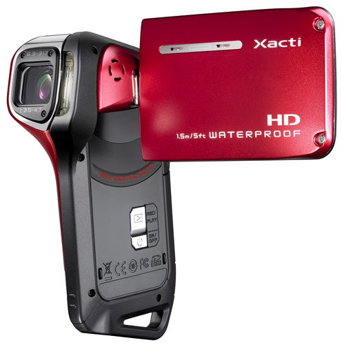 Sanyo Xacti VPC-CA9 - Waterproof Camcorder Review | Trusted Reviews