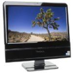 "VPC100 Desktop Computer - 1 x Atom N270 1.60 GHz (1 GB DDR2 SDRAM - 160 GB HDD - Gigabit Ethernet - 48.3 cm 19"" - Active Matrix TFT Colour LCD - Windows XP Home)"