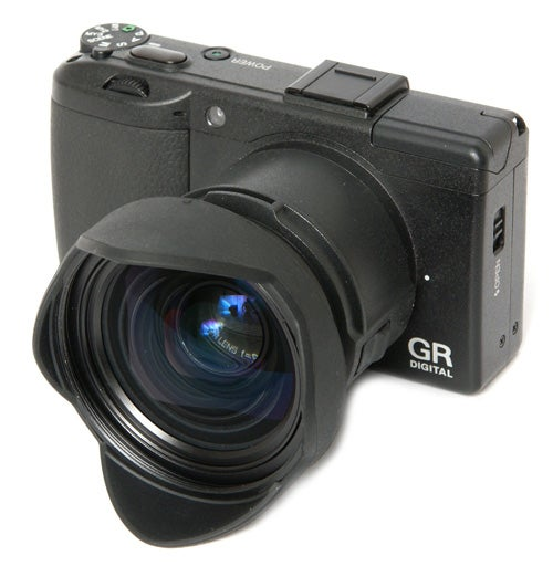 Ricoh GR Digital III Review   Trusted Reviews