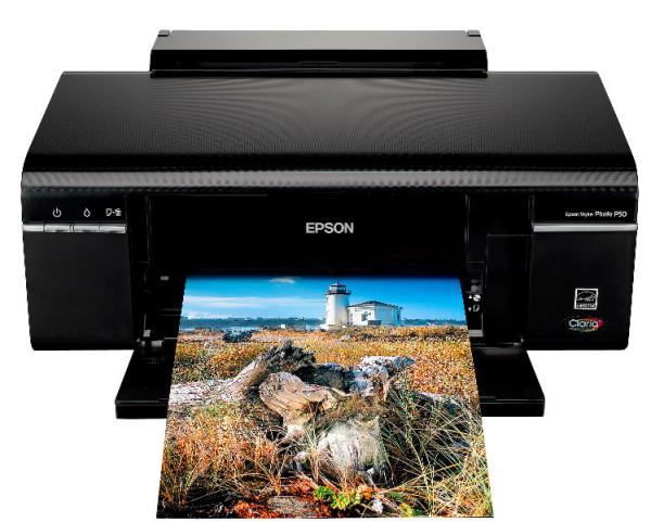 Epson Stylus Photo P50 Review | Trusted Reviews