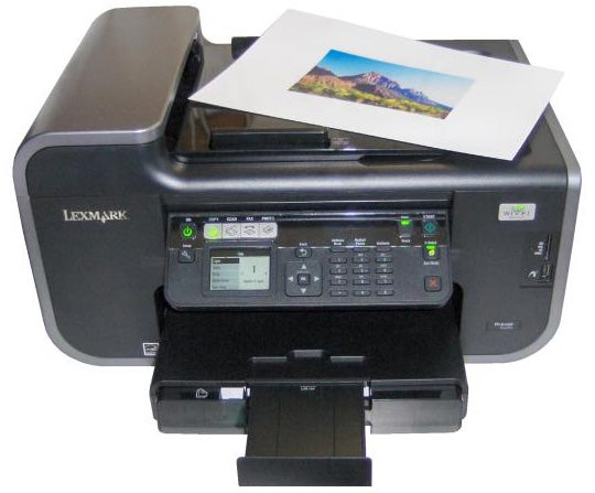 Lexmark Prevail Pro705 - Wireless Inkjet All-in-One Review
