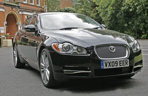 jaguar xf 3 0l diesel sport portfolio review trusted reviews. Black Bedroom Furniture Sets. Home Design Ideas