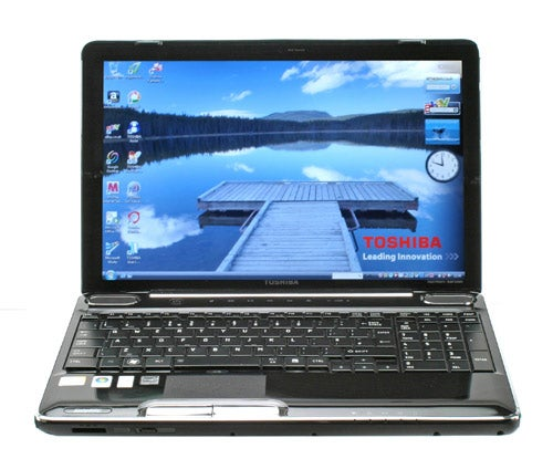 Toshiba suddenly shuts down by itself