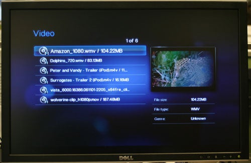 Western Digital WDTV Live HD Media Player Review   Trusted