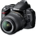 "D3000 Black SLR Digital Camera Kit w/ 18-55mm Lens (10.2 Megapixel - 3"" LCD - 3x Optical Zoom - 3872 x 2592 Image)"