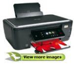 Interact S605 Inkjet Multifunction Printer - ColourDesktop (Copier, Printer, Scanner - 33 ppm Mono - 30 ppm Color - 4800 x 1200 dpi - 64 MB - 100 sheets Input Capacity - USB, PictBridge - Wi-Fi - PC, Mac)