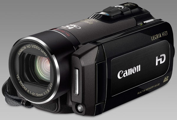 canon legria hf21 review trusted reviews rh trustedreviews com canon vixia hf11 manual canon vixia hf21 software