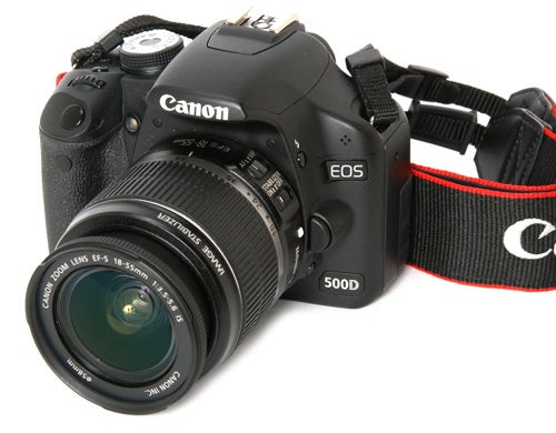 Canon EOS 500D Digital SLR Review | Trusted Reviews