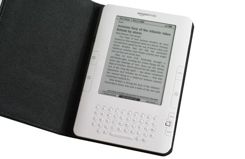 Amazon Kindle International Edition Review | Trusted Reviews