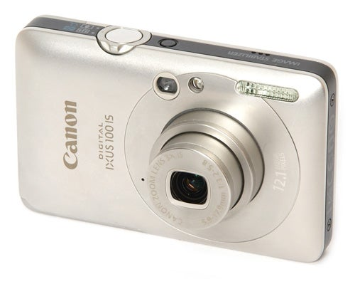 canon digital ixus 100 is review trusted reviews rh trustedreviews com Canon IXUS 16.1 Mega Pixels canon ixus 100 is manuale d'uso