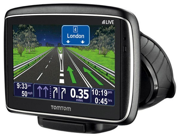 tomtom go 750 950 live sat nav review trusted reviews. Black Bedroom Furniture Sets. Home Design Ideas