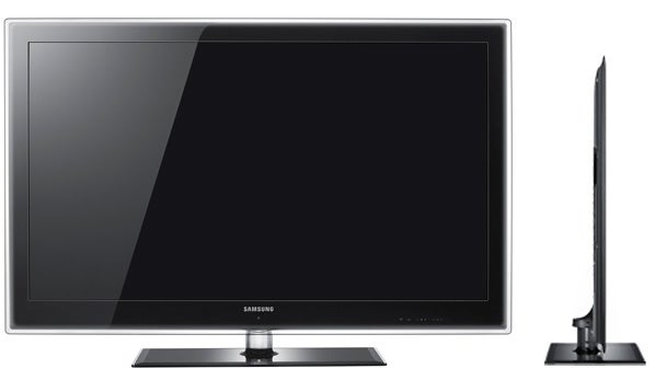 samsung series 7 ue55b7020 55in led lcd tv review trusted reviews. Black Bedroom Furniture Sets. Home Design Ideas