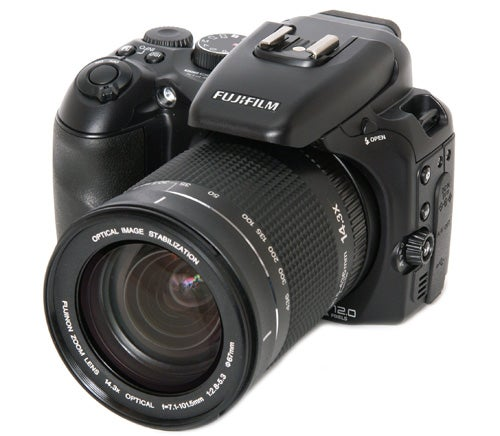 Fujifilm Finepix S200exr Review Trusted Reviews