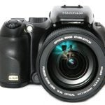 Fujifilm FinePix S200EXR lens