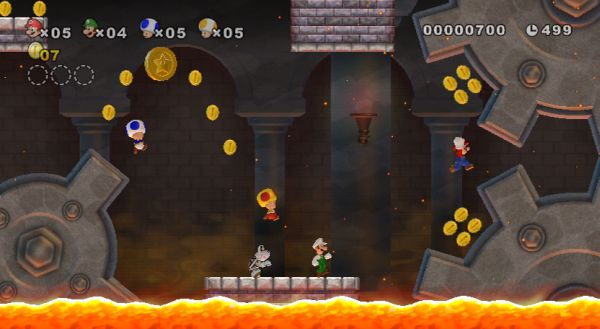 New Super Mario Bros Wii Review Trusted Reviews