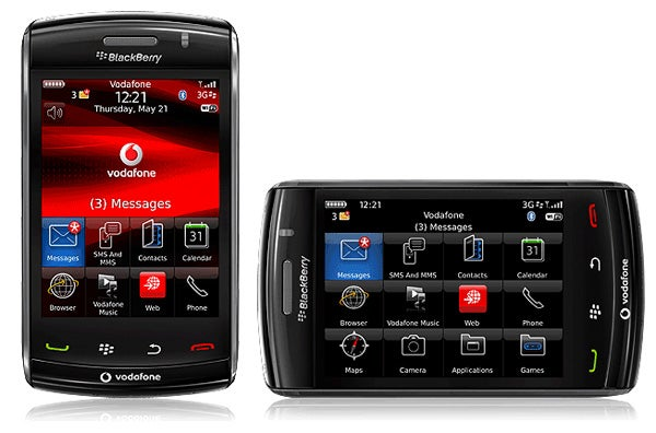 BlackBerry Storm2 9520 Review | Trusted Reviews