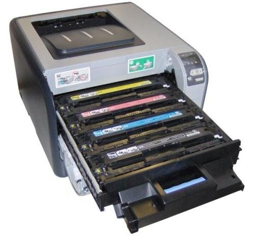 Hp Color Laserjet Cp1515n Colour Laser Printer Hp