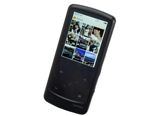 16fb55e7016a51 Cowon iAudio 9 (16GB) – Cowon iAudio 9 Review   Trusted Reviews