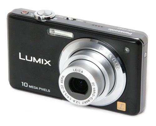 Panasonic-Lumix-DMC-FS62 front angle