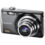 "FinePix F70EXR 10 Megapixel Compact Camera - 5 mm-50 mm - Gunmetal (6.9 cm 2.7"" LCD - 10x Optical Zoom - 3616 x 2712 Image - 640 x 480 Video)"