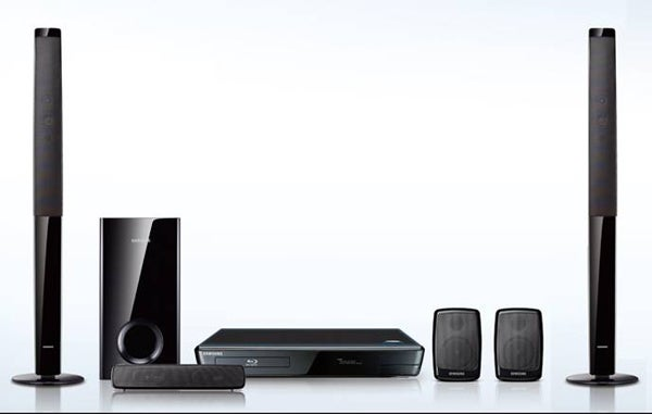 Samsung HT BD1252 51 Channel System Review